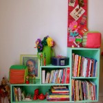 green-bookshelf