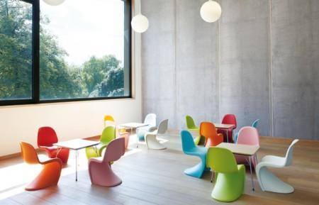 Chaise panton pas cher stunning chaise dswuac et - Ikea sedia junior ...