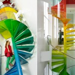 rainbow-house-stairs