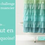 Le challenge nuancier // 2011.06 : TURQUOISE