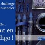 Le challenge nuancier // 2011.07 : INDIGO