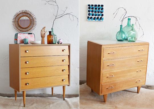 le probl me de meuble vintage libelul aka jane. Black Bedroom Furniture Sets. Home Design Ideas